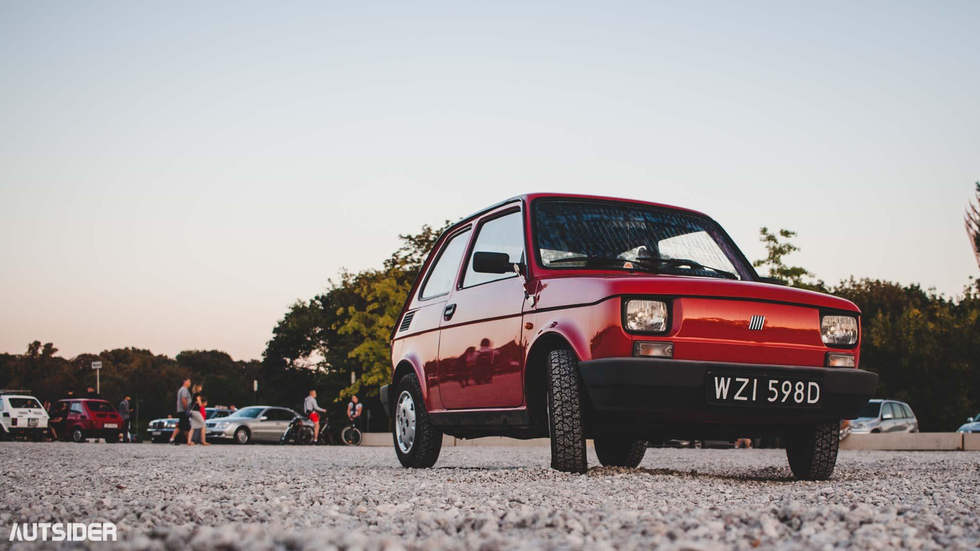 Fiat 126p Maluch AUTSIDER