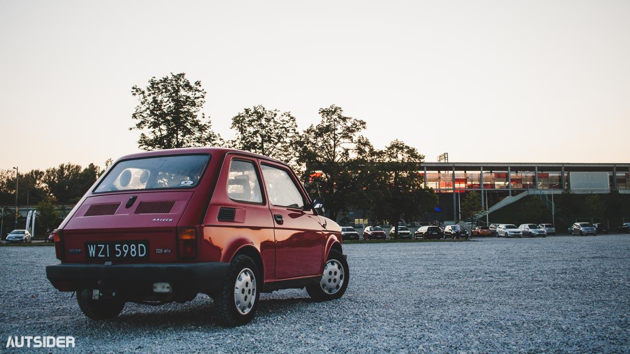 Fiat-126p-Maluch-AUTSIDER