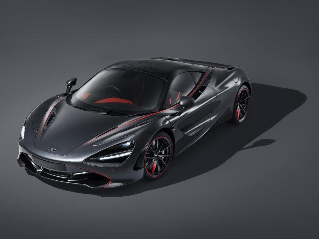 McLaren 720S Stealth Theme
