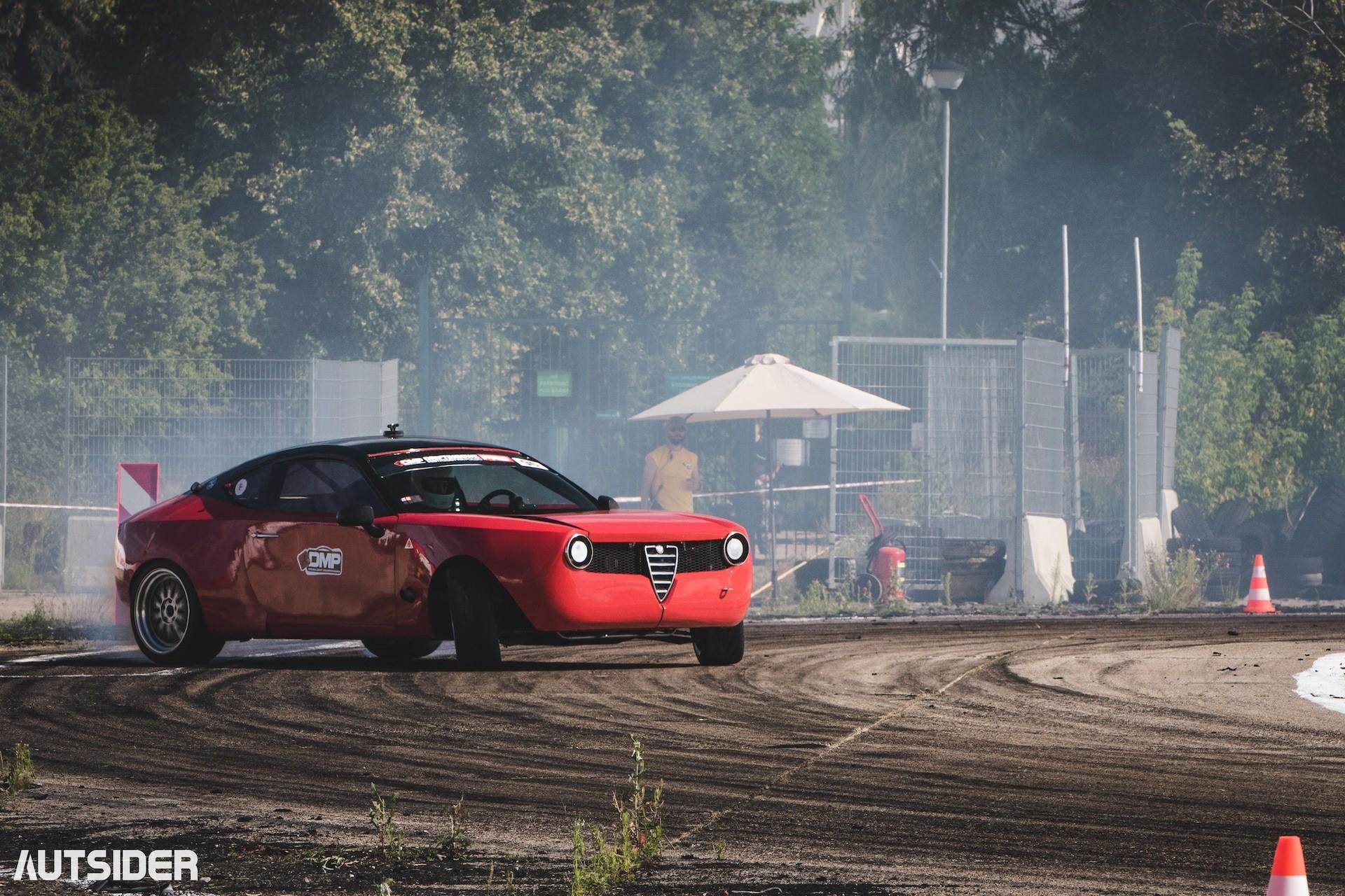 Alfa Romeo Drift Krystian Morawietz